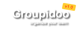 Groupidoo - organize your Team